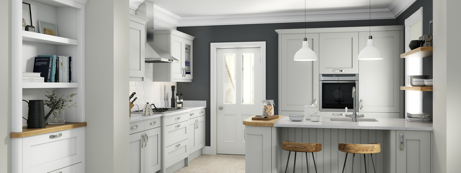 Bespoke Kitchen and Bedrooms - Barnsley, Sheffield and South Yorkshire